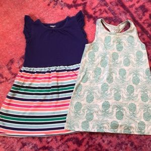 Old Navy and Gymboree Dress